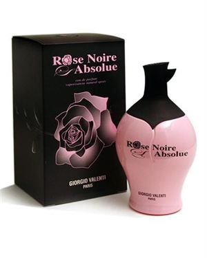 Rose Noire Absolue by Giorgio Valenti For Women Made In France $25