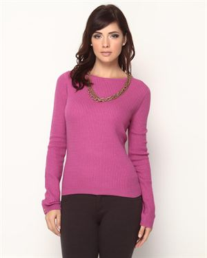 Ivanka Trump Knit Open-Back Sweater $39