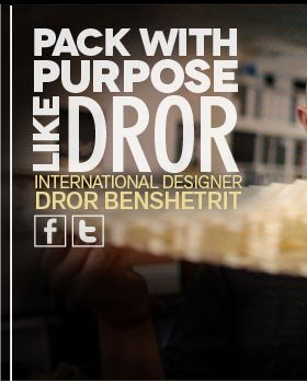 Pack With Purpose Like Dror