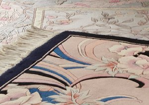 Vintage Chinese Rugs from Roubini