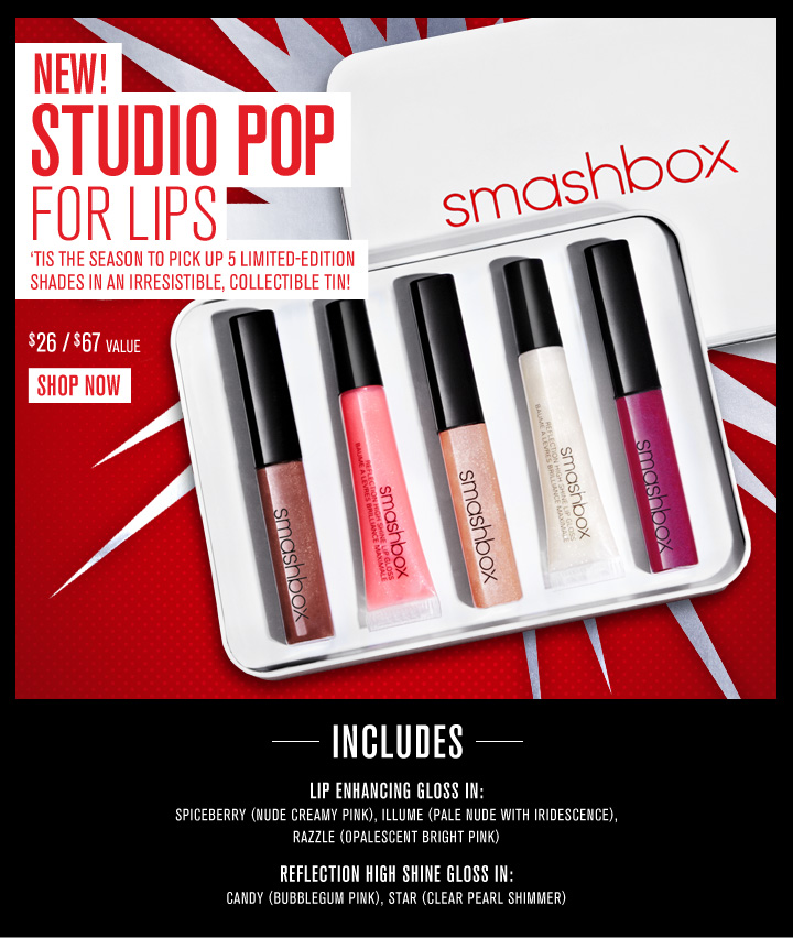 Studio Pop For Lips