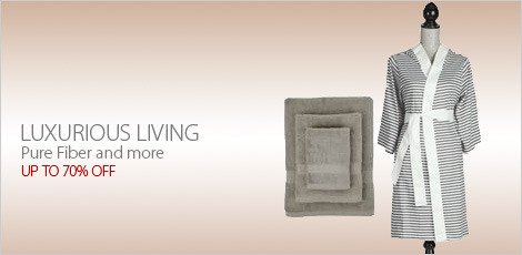 Luxurious Living: Pure Fiber & More