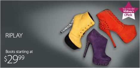 Riplay Boots