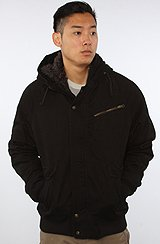 The Humbolt Jacket in Black