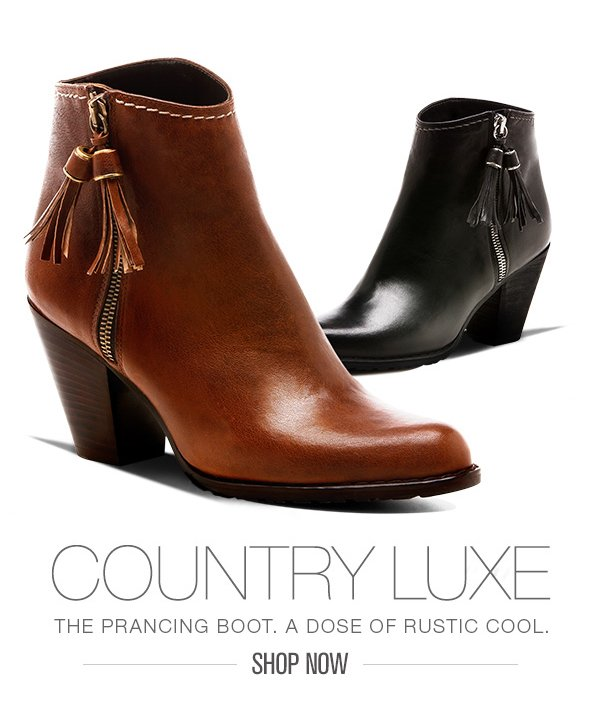 Country Luxe