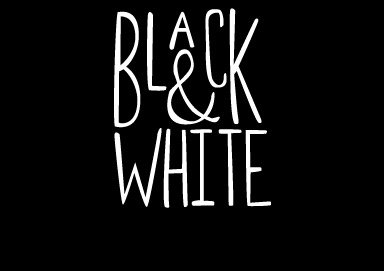 Shop Black & White Sale