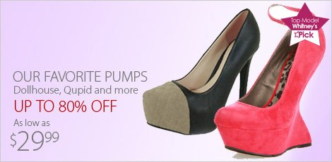 Our Favorite Pumps