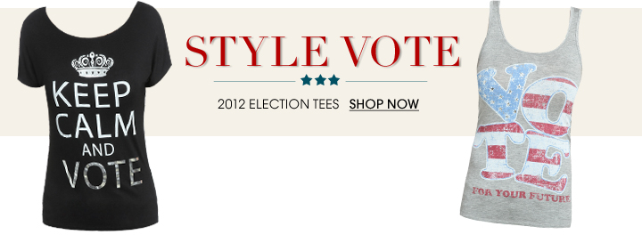Shop Election Tees