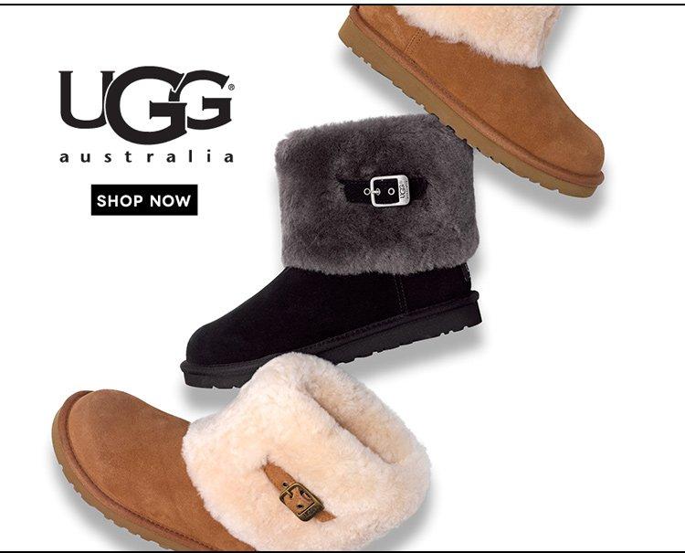 SHOP UGG® Footwear!