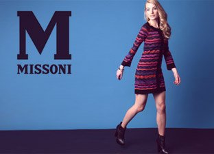 M Missoni Women's Apparel
