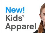 New! Kids' Apparel