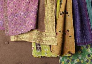 Vintage Kantha Throws