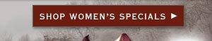 Shop Women's Specials