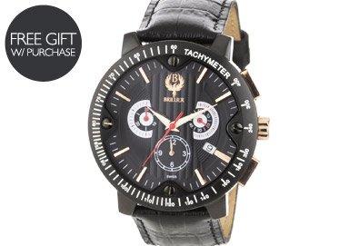Shop Classic Watches: Swisstek & Brillier