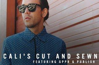 Cali's Cut and Sewn