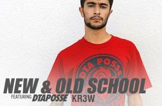 New & Old School