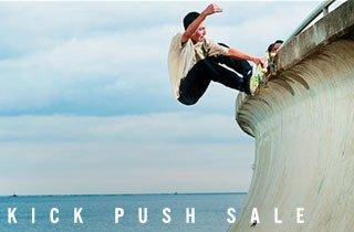 Kick Push Sale