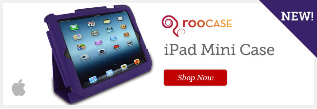 New iPad Mini Case. Available Now