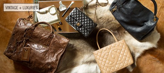 From the Reserve:Handbags by Louis Vuitton & More