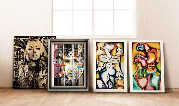 Fine Art: Warehouse Sale - Visit Event