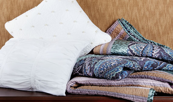 Luxury Sheets and Bedding - Visit Event