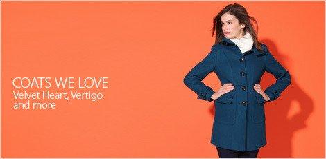 Coats We Love