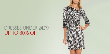 Dresses Under 24.99