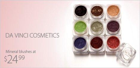 Da Vinci Cosmetics