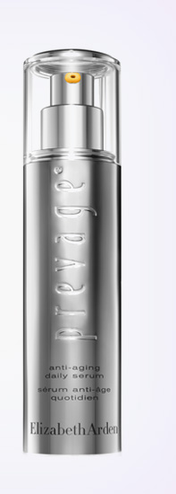 PREVAGE® Anti-aging. Daily Serum Discover our award-winning serum with Idebenone, the most powerful antioxidant*, to protect skin, support its repair natural process, and ease the look of lines and age spots,  $159.00.