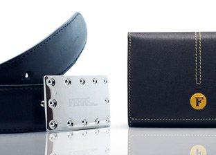 Gianfranco Ferre Men's Belts, Wallets & Accessories