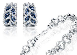 Winter Sparkles: Jewelry for Her