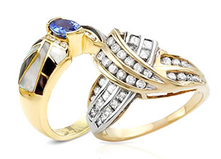 Yellow Gold Jewelry Blowout