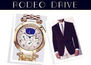 Tissot, John Varvatos, Ralph Lauren, Versace & more