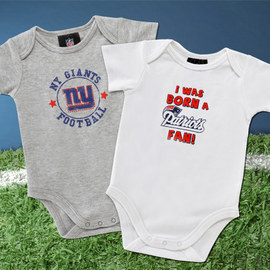 Game-Day Best: Infant Apparel