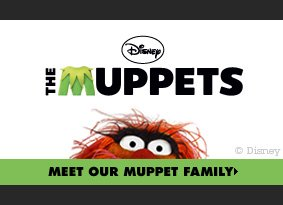 Meet our Muppet family.