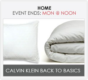 CALVIN KLEIN BACK TO BASICS