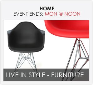 LIVE-IN STYLE - FURNITURE EVENT
