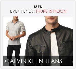 CALVIN KLEIN JEANS - Mens