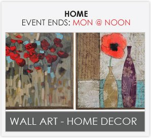 WALL ART - HOME DECOR