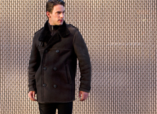 Ready for the Chill Men's Cold-Weather Coats
