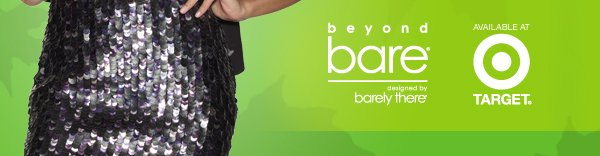 Beyond Bare® designed by barely there® Available at Target®