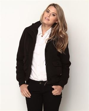 Rock Revolution Hooded Button Jacket $29