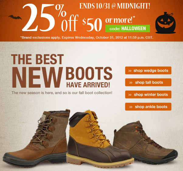 The Best New Boots Are Here!