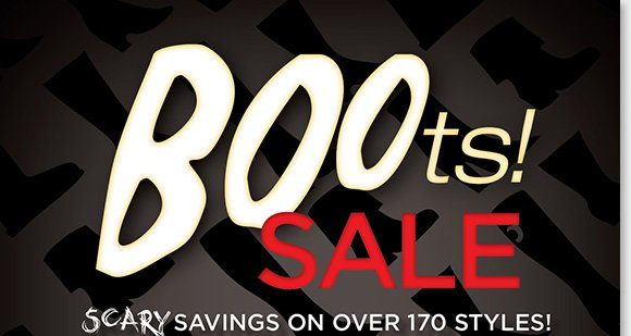 Get scary good savings on your favorite boots during our BOOTs Sale! Save up to $70 on a great selection of over 170+ boots for women and men from Dansko, UGG®Australia, Raffini, Sierra West and more! Shop now to find the best selection online and in stores at The Walking Company!
