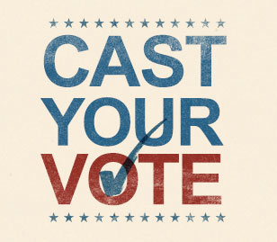 Cast Your Vote.