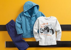 Charlie Rocket for Baby Boys