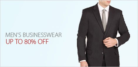Men's Businesswear