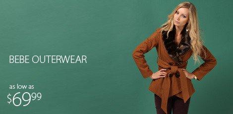 Bebe Outerwear