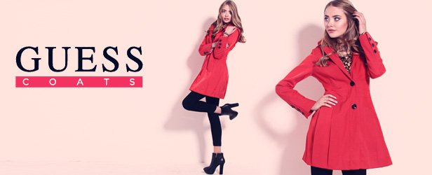 Guess Women's Coats