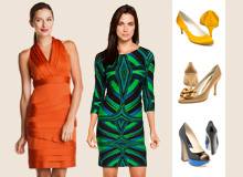 Take a Twirl Party-Ready Dresses & Pumps
